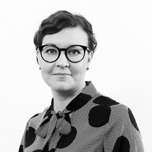 Etelä-Pohjanman liiton henkilöstö: Hanna Hangasluoma.
