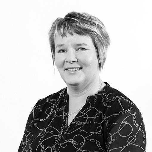 Etelä-Pohjanman liiton henkilöstö: Heli Rintala.