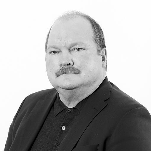 Etelä-Pohjanman liiton henkilöstö: Marko Rossinen.