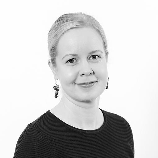 Etelä-Pohjanman liiton henkilöstö: Susanna Anttila.