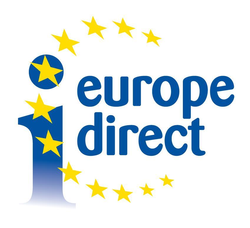 Europe Direct logo.