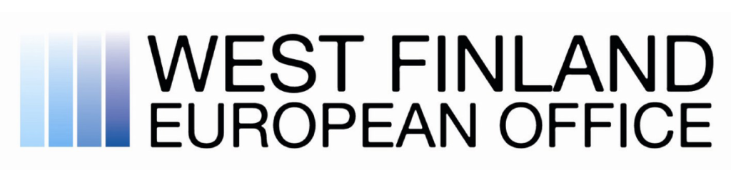 Banner leading to the West Finland European Office -website