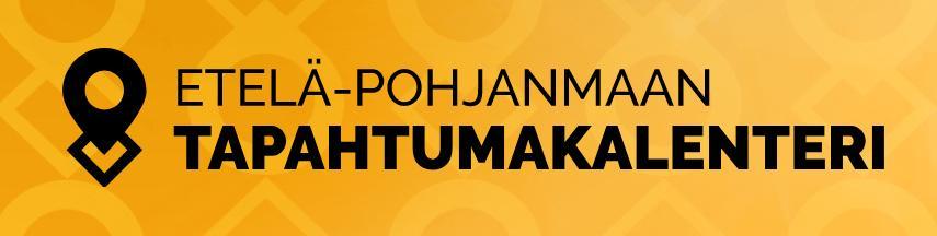 Etelä-Pohjanmaan tapahtumakalenterin logo.