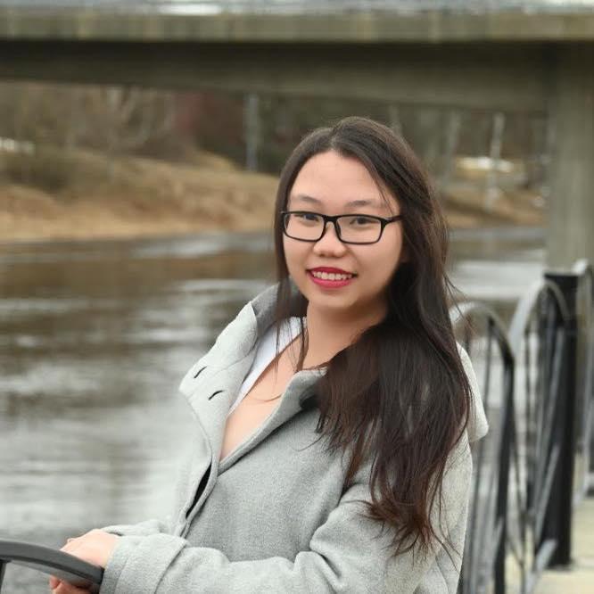 Etelä-Pohjanman liiton henkilöstö: Nicole Le.