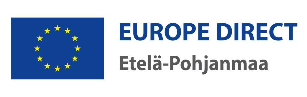 Etelä-Pohjanmaan EU-tietokeskuksen logo