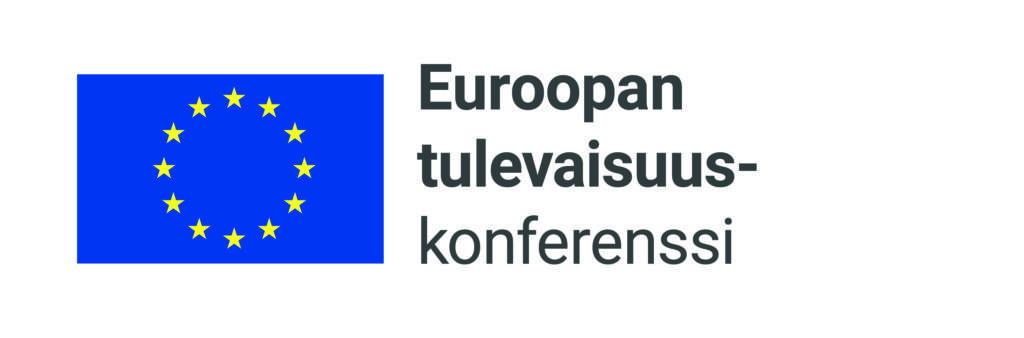 Euroopan tulevaisuuskonferenssin logo