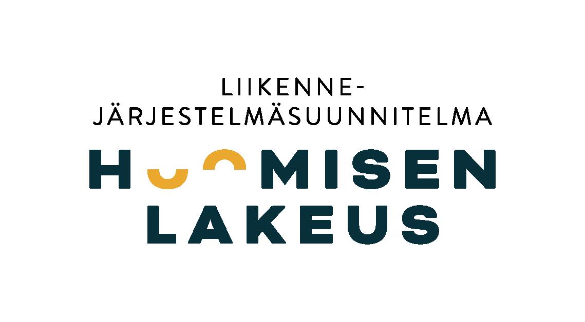 Huomisen Lakeus - Liikennejärjestelmä -logo