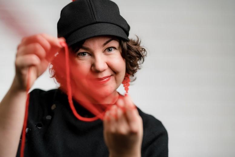 Kouluttaja Anne Kalliomaki
